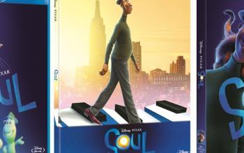Soul:  Il film Disney/Pixar disponibile dal 31 marzo in Blu-Ray, DVD e Steelbook