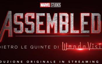 Su Disney+ c'è Marvel Studios Assembled