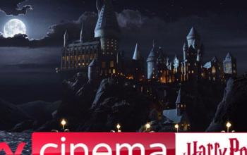 Arriva Sky Cinema Harry Potter