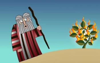 Moses Goes Down to Egypt