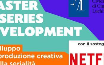 Un master per imparare a scrivere serie TV dalla Civica Scuola di Cinema Luchino Visconti e Netflix