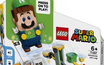 In arrivo LEGO® Super Mario™ Avventure di Luigi