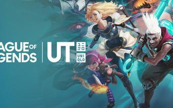 La nuova collaborazione tra Uniqlo e Riot Games per League of Legends