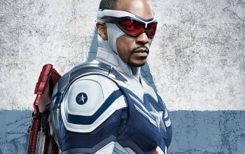 Sam Wilson è Captain America nel finale di The Falcon and The Winter Soldier