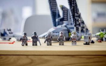 In arrivo il nuovo set LEGO Star Wars Shuttle di attacco The Bad Batch
