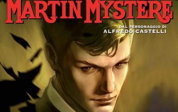 Storytel e Sergio Bonelli Editore insieme per l'audiolibro di Martin Mystère