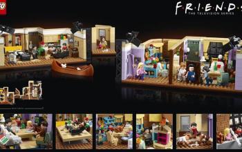 In arrivo gli appartamenti nel nuovo set LEGO Friends