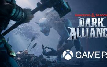 Arriva Dungeons & Dragons Dark Alliance