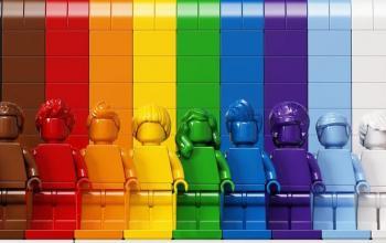 LEGO Ognuno è meraviglioso