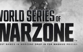 Inizia la World Series of Warzone