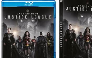 Arriva a casa Zack Snyder's Justice League