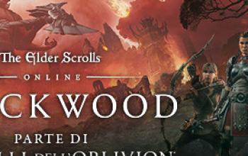 TESO Blackwood disponibile su PC