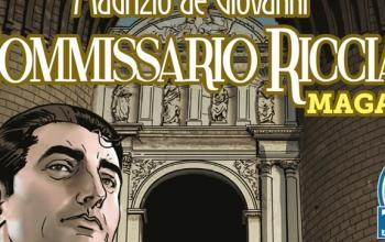 Con il Ricciardi Day 2021 torna in edicola il personaggio da Maurizio de Giovanni