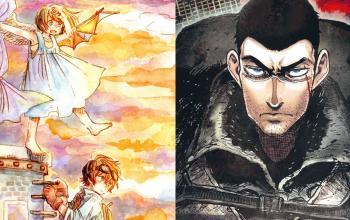 J-POP Manga presenta due nuove serie