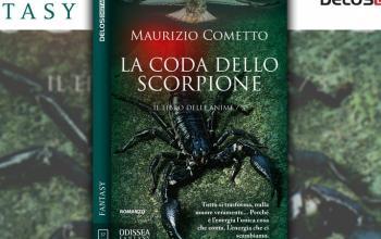 Su Odissea Fantasy arriva La coda dello scorpione di Maurizio Cometto