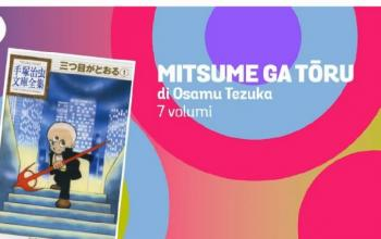 Cresce la Osamushi Collection: J-POP annuncia Mitsume Ga Toru e Buddha
