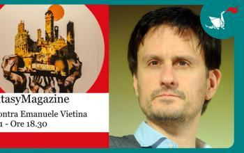 Lucca Comics & Games 2021: ne parliamo con Emanuele Vietina