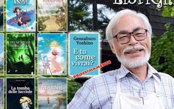 La Città Incantata: il ventennale con il libro originale del film Studio Ghibli