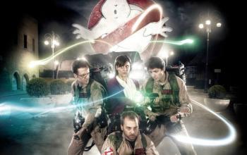 Real! la premére del film che omaggia i Ghostbusters a Cinecittà World