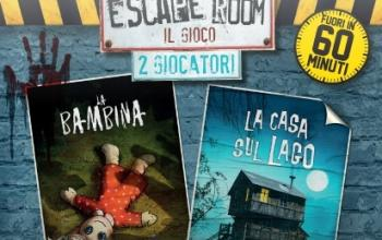 Escape Room - 2 Giocatori Horror