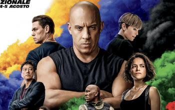 Da oggi in anteprima al cinema Fast & Furious 9 – The Fast Saga