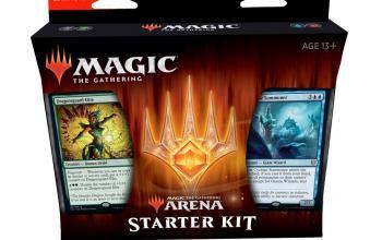 Magic: il Kit Iniziale di Arena 2021