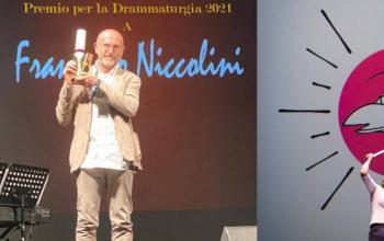 Premiato Francesco Niccolini per Lucrezia Forever!