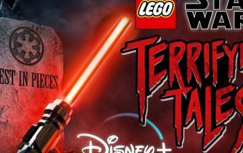 Il trailer di LEGO Star Wars: racconti spaventosi