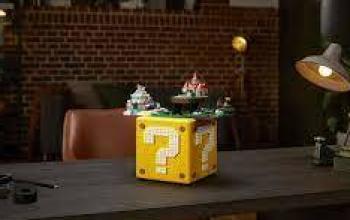 Arriva il set LEGO Blocco punto interrogativo Super Mario 64