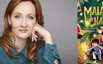 Due illustrazioni inedite da Il maialino di Natale di J.K. Rowling, in arrivo il 12 ottobre!