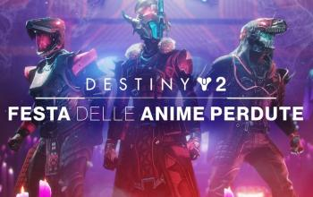 Destiny 2: torna la Festa delle Anime perdute