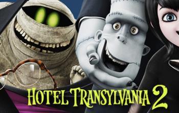 Hotel Transylvania 2: il teaser trailer italiano!
