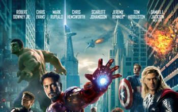 The Avengers, è record