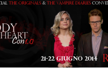 BloodyHeart Con 1.0 - La prima convention dedicata a The Vampire Diaries e The Originals