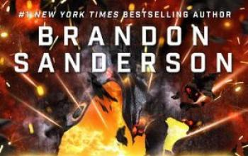Firefight di Brandon Sanderson è in arrivo