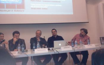Le radici del cielo: Tullio Avoledo e Dmitry Glukhovsky a Milano