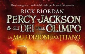 Percy Jackson e gli Dèi dell'Olimpo - La maledizione del titano