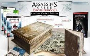 Assassin's Creed Brotherhood, la Limited Codex Edition