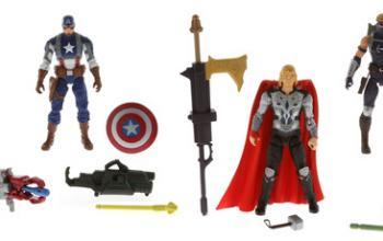 Tutti i giocattoli di The Avengers