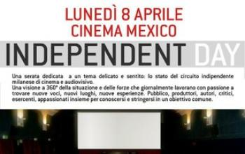 Independent Day al Cinema Mexico