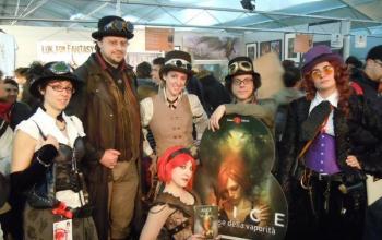 Lucca Games 2010, Un salto d'autore nella Vaporità