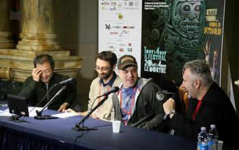 Intervista a Jim Lee e Geoff Johns, Lucca 2012