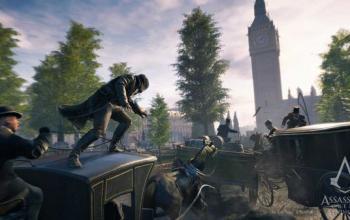Assassin's Creed: Syndacate, l'annuncio