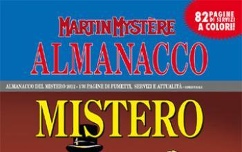 Almanacco del Mistero 2012 - L'ombra di Fantômàs