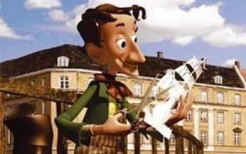 La favolosa vita di Hans Christian Andersen in un videogioco