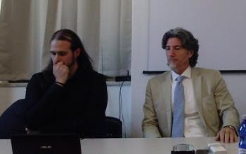 Andrea Atzori alla scoperta del cinema con Anthony LaMolinara