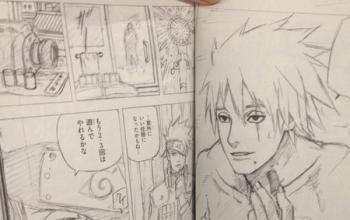 Naruto, finalmente svelato il volto di Kakashi