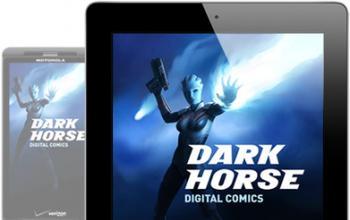 I fumetti digitali della Dark Horse