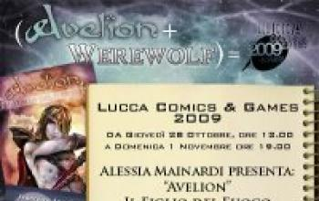 Avelion e Werewolf a Lucca Games 2009