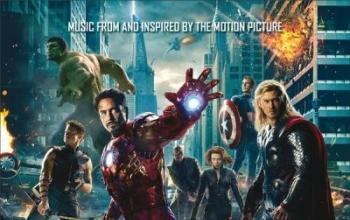 La musica di The Avengers